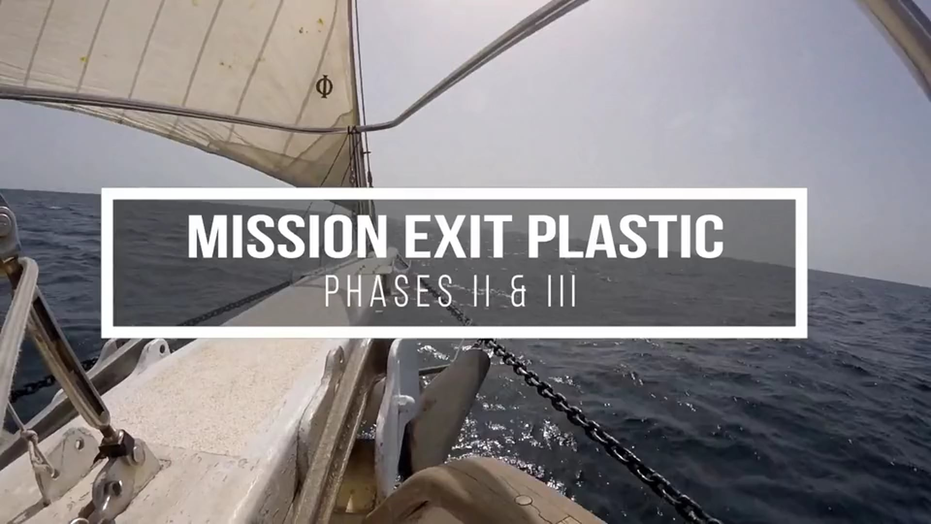 Exit Plastic - Phases II & III