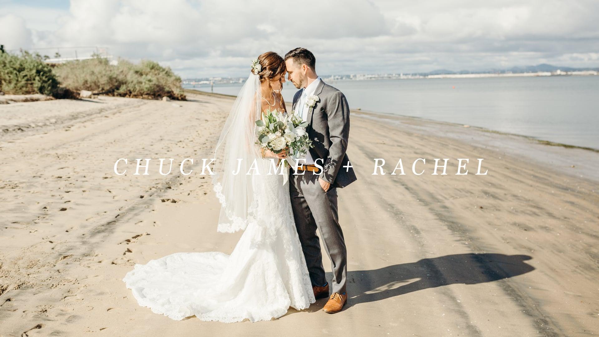 Chuck James + Rachel