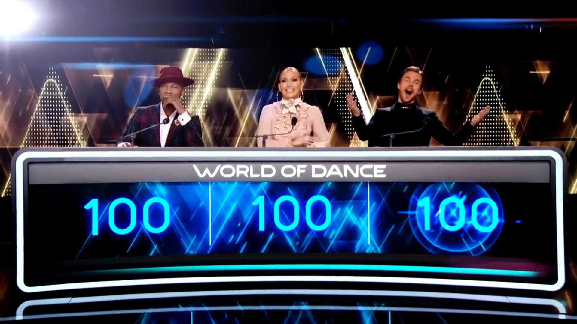 NBC World of Dance Season 2 Tease