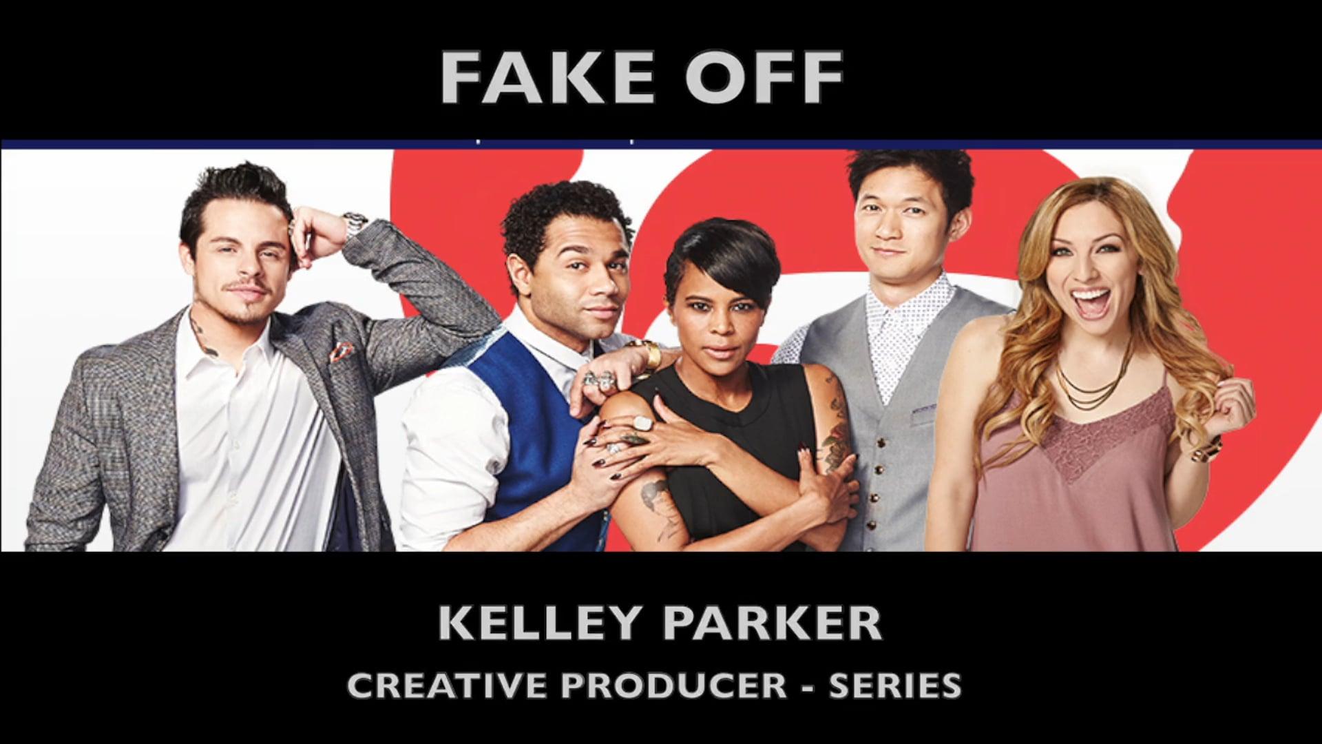 Kelley Parker Fake Off Season 2