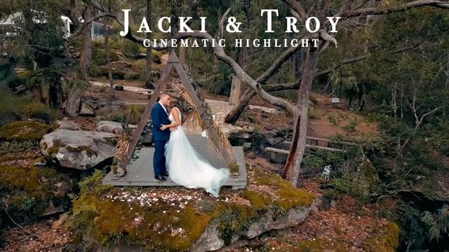Jacki & Troy Test