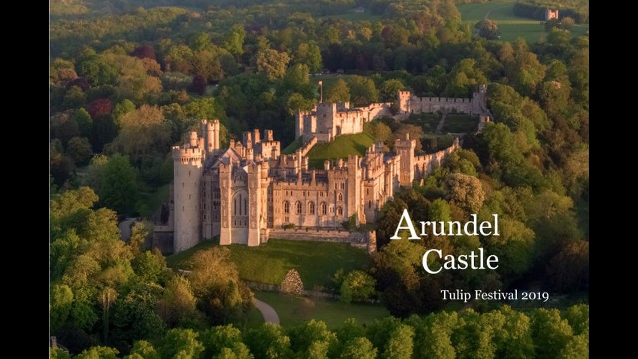 Arundel Castle Gardens 2019