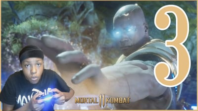 This Is Getting Crazy! (MK11 Walkthrough Ep.3)