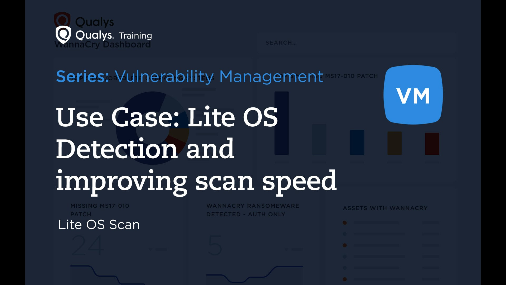 Use Case: Lite OS Detection and improving scan speed