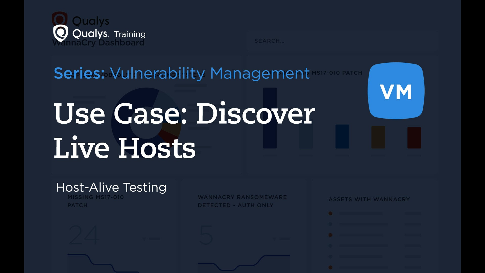 Use Case: Discover Live Hosts