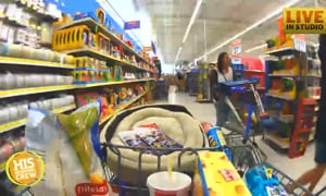 Wife Sends Husband to Buy Non-Existent Groceries
