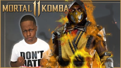 Trent Mortal Kombat 11 Stream!