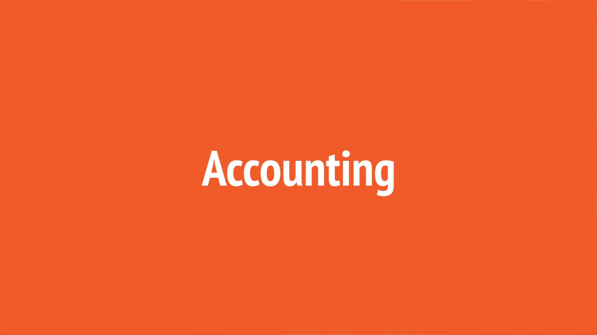 Title Answers - Ep. 4. - Accounting