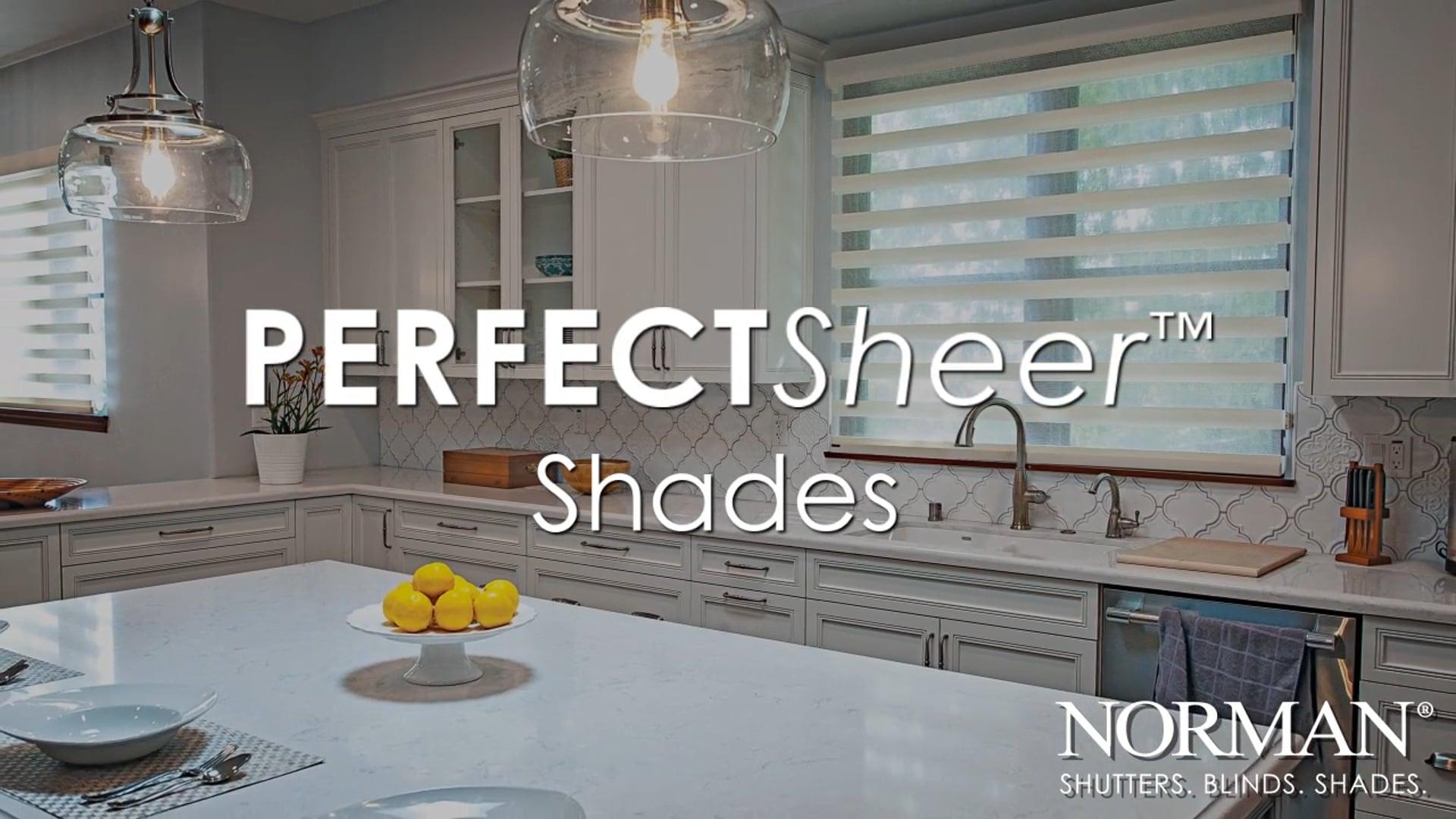 PerfectSheer™ Shades