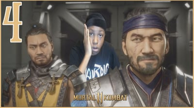 I Get To Fight With My MAIN Character! (MK11 Walkthrough Ep.4)