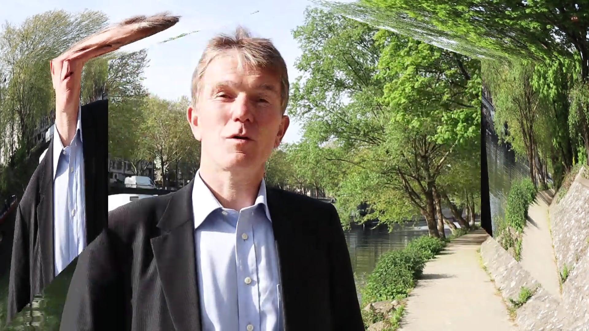 90 secondes avec Hubert Greiveldinger  - Voiles de l'Energie et de l'Environnement