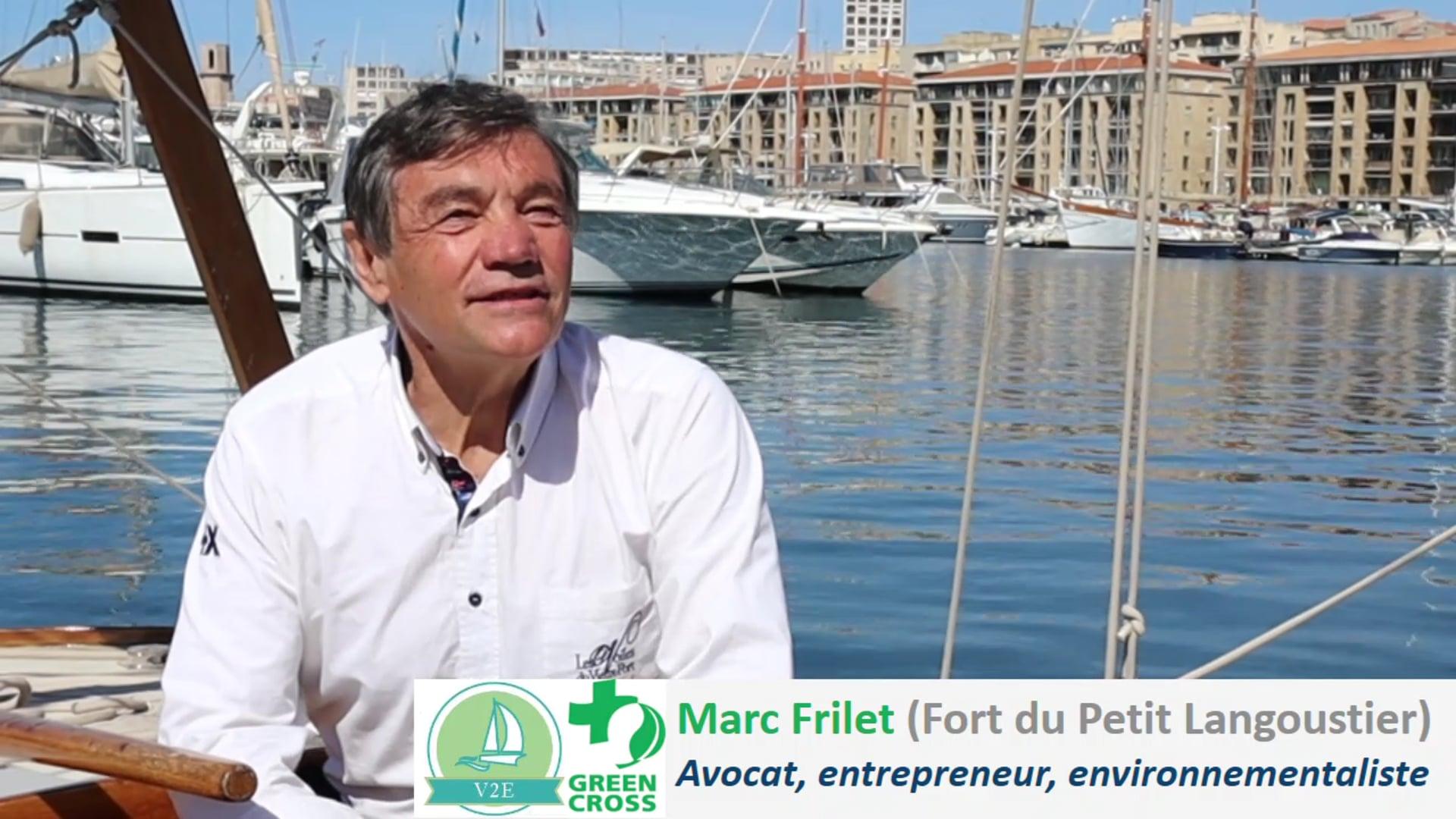 90 secondes avec Marc Frilet - Voiles de l'Energie et de l'Environnement