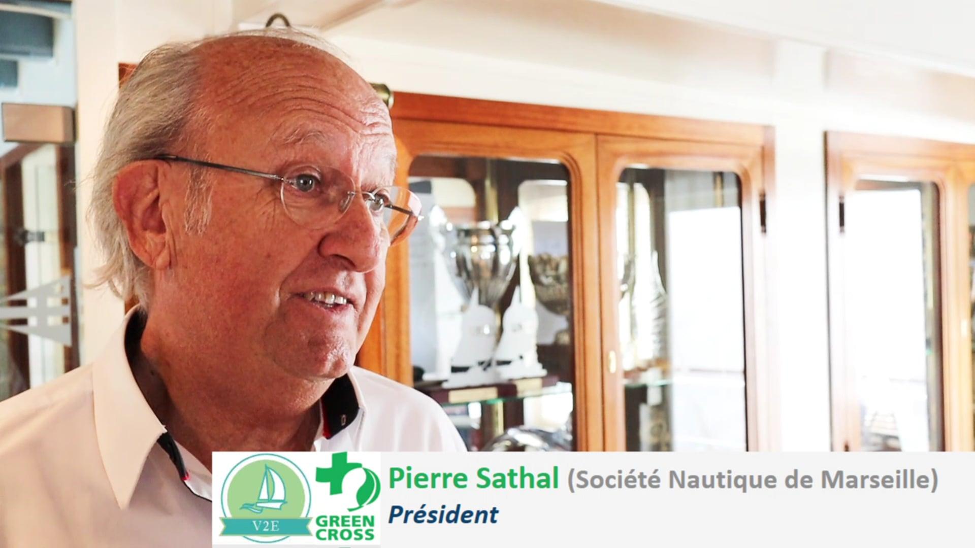 90 secondes avec Pierre Sathal - Voiles de l'Energie et de l'Environnement
