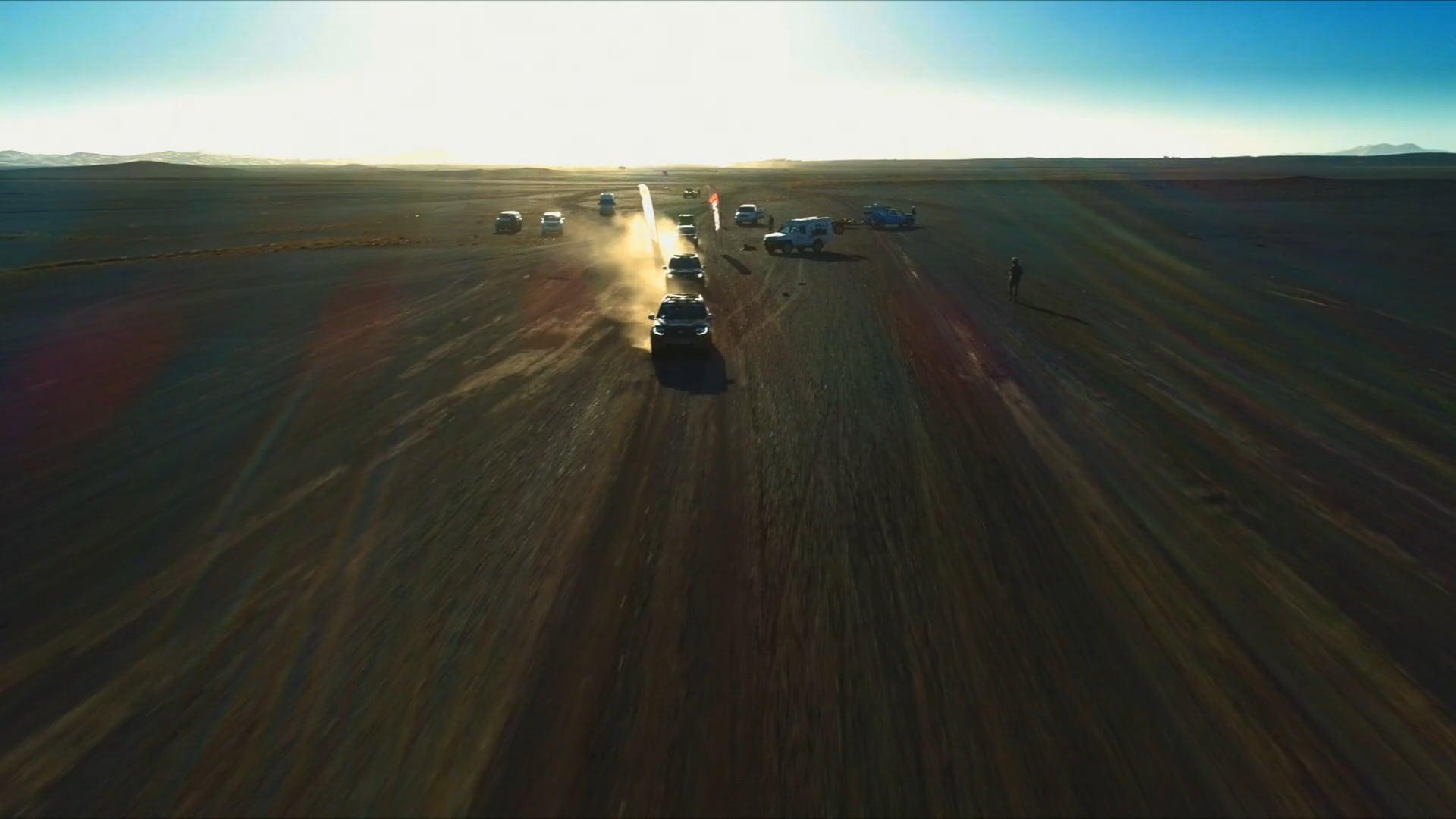 Future Terrain - Carta Rallye