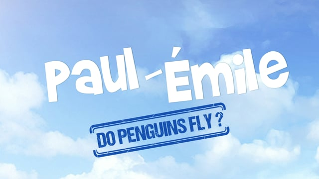 PAUL-EMILE PILOT Do penguins fly ?
