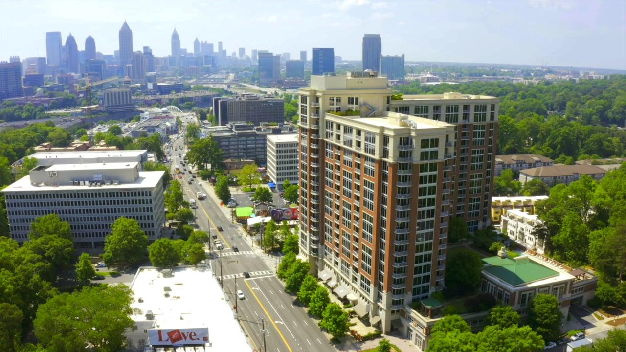 1820 Peachtree St, Atlanta UNIT #911