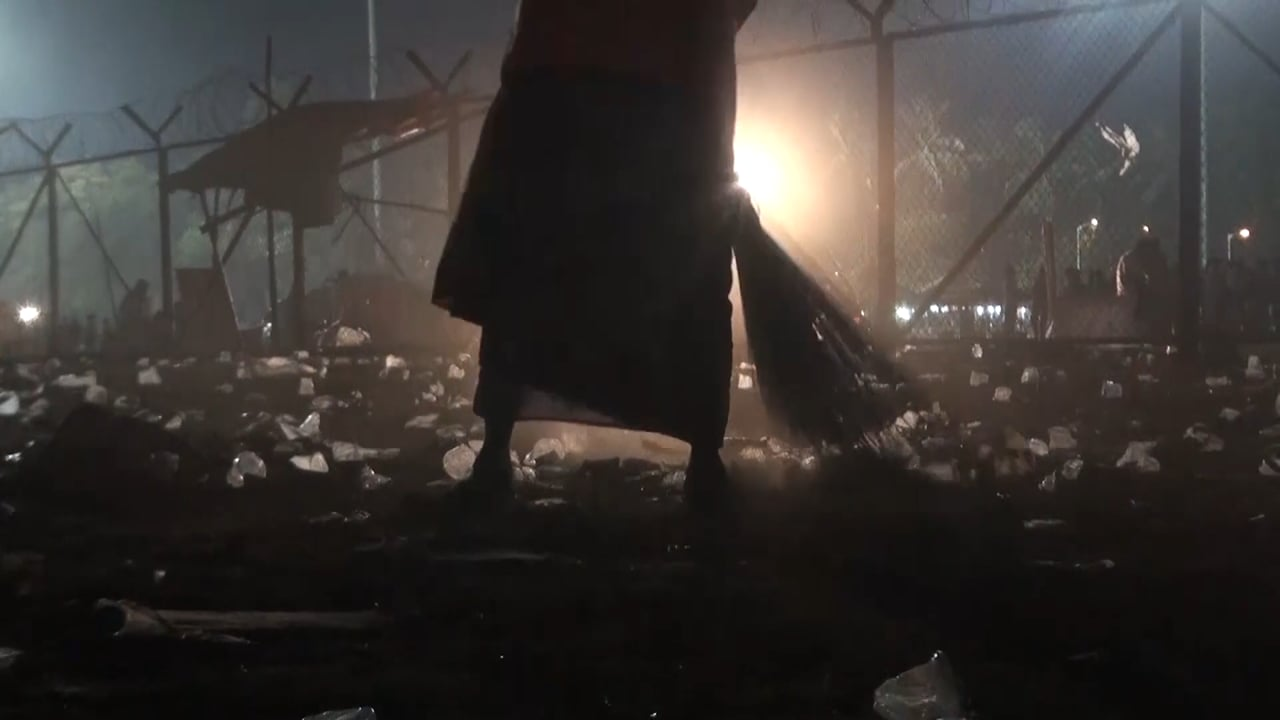 Eylem Artığı -  Waste of Demonstration