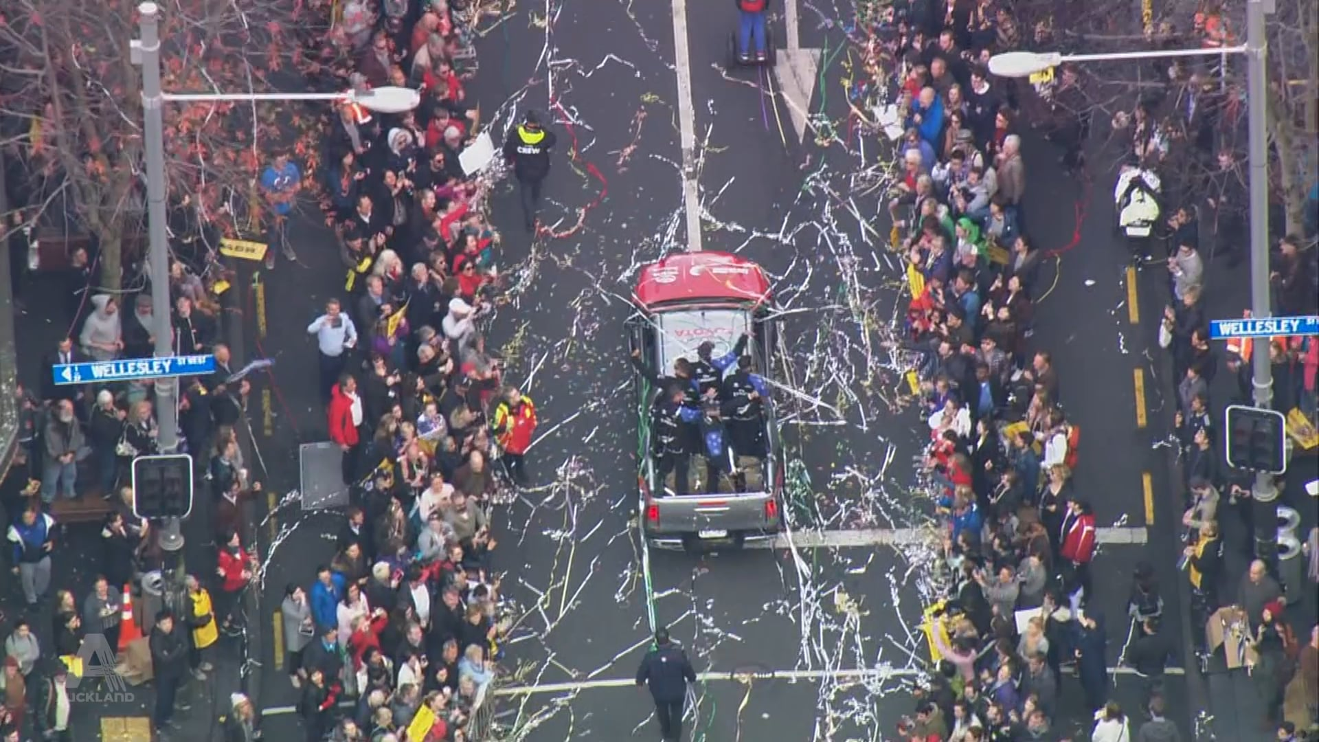Americas Cup Parade | Auckland 2017 Highlights