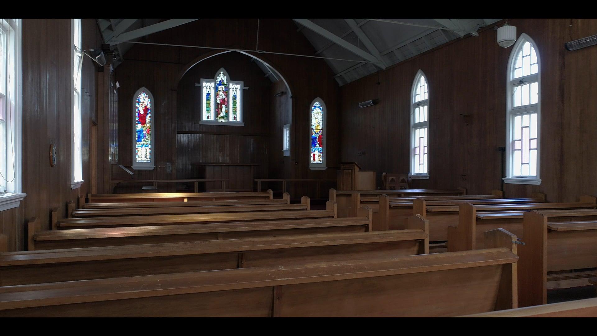 Dignan Street Church | Air BnB Promo