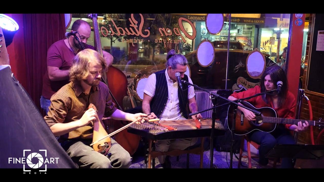 The Marios & Paskalia Ensemble @ Open Studio ...Part one
