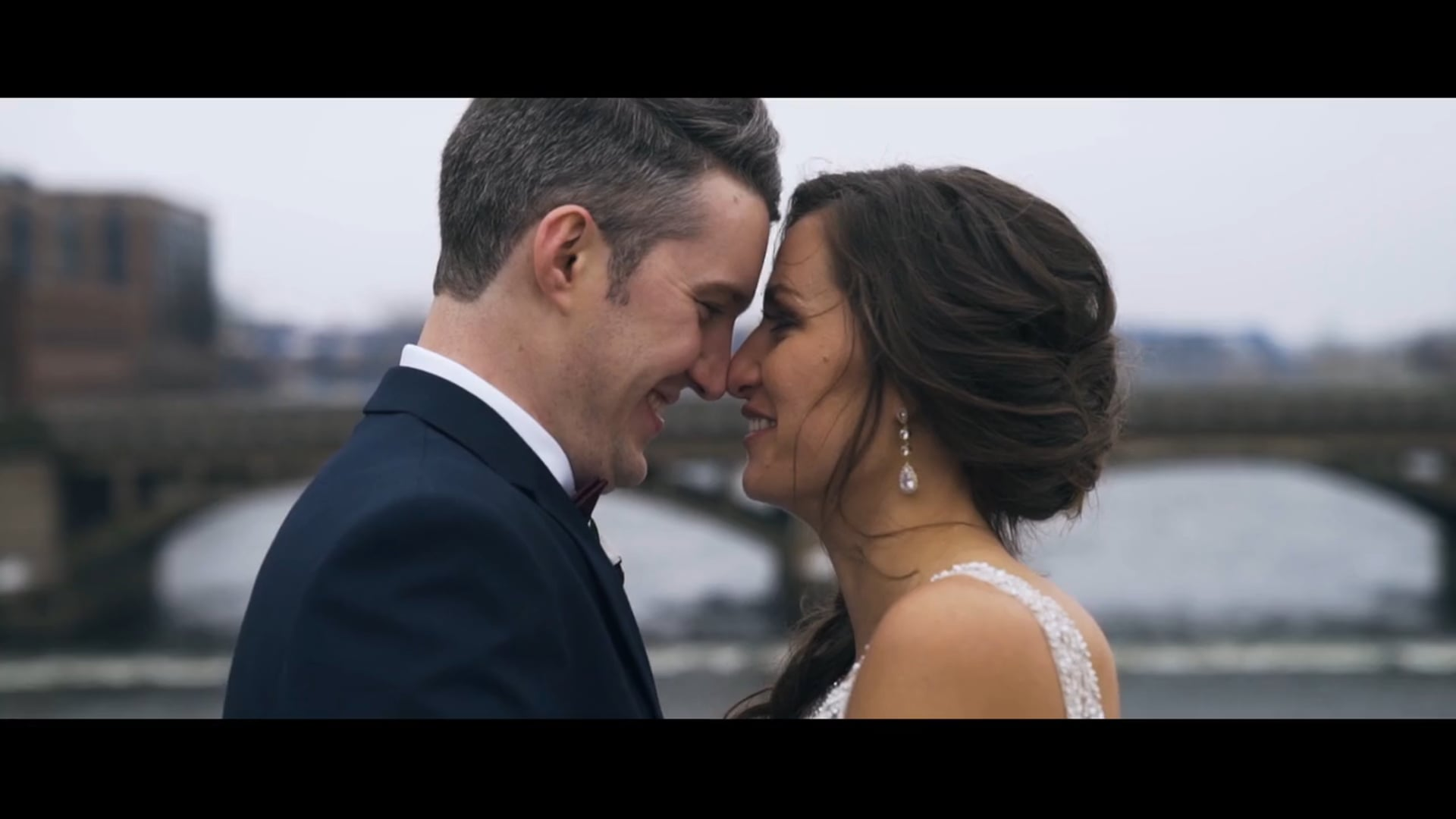 Mike & Camille Wedding Highlight