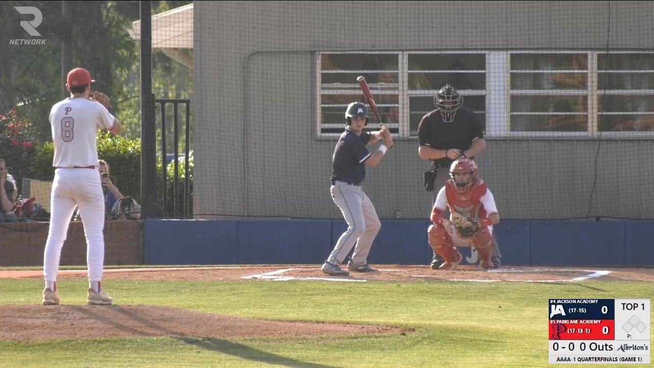 Varsity Baseball-2019-April-30-Parklane (AAAA-1 Quarterfinals Game 1)