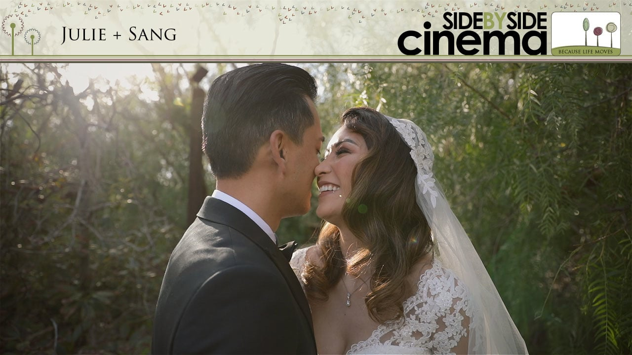 Julie and Sang - Ethereal Open Air Wedding