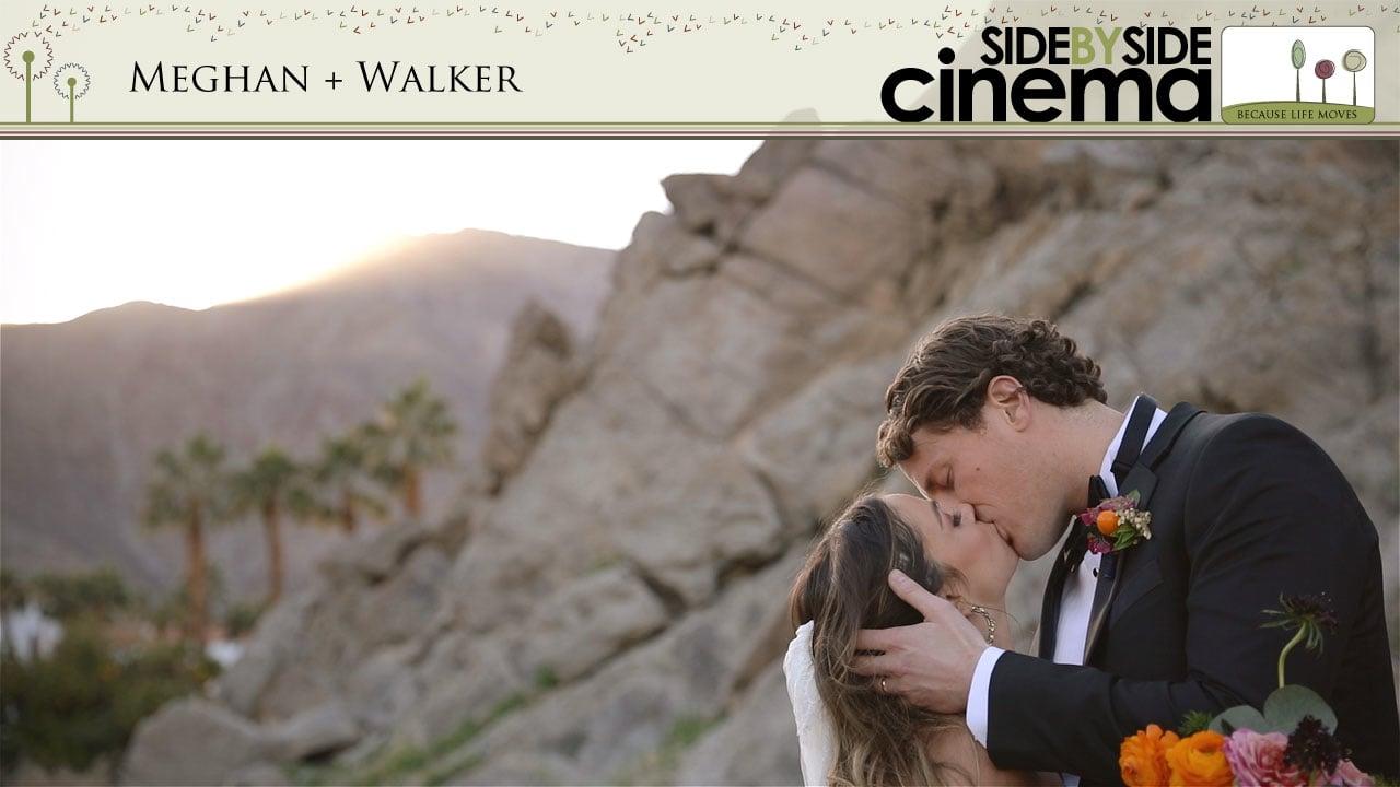Meghan + Walker - Palm Springs Wedding Film