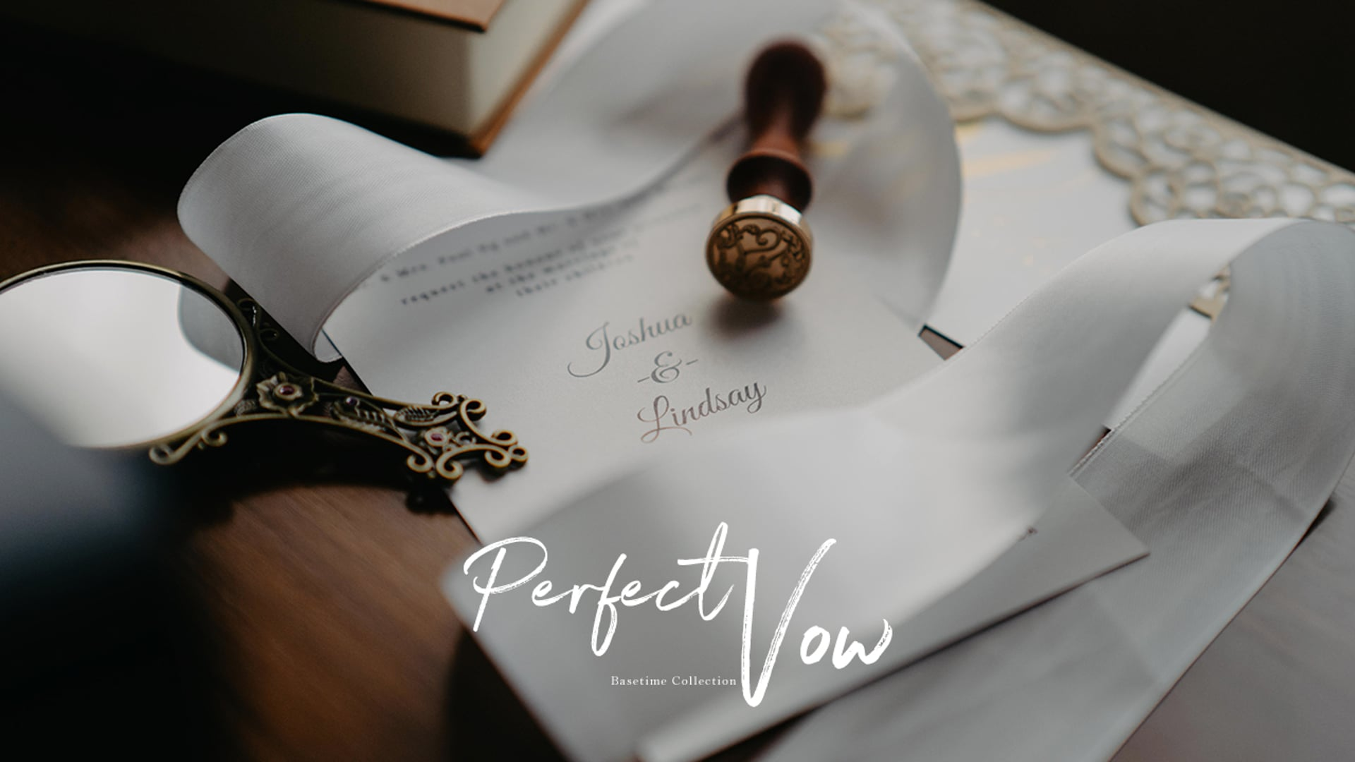 The Perfect Vow // Basetime Collection