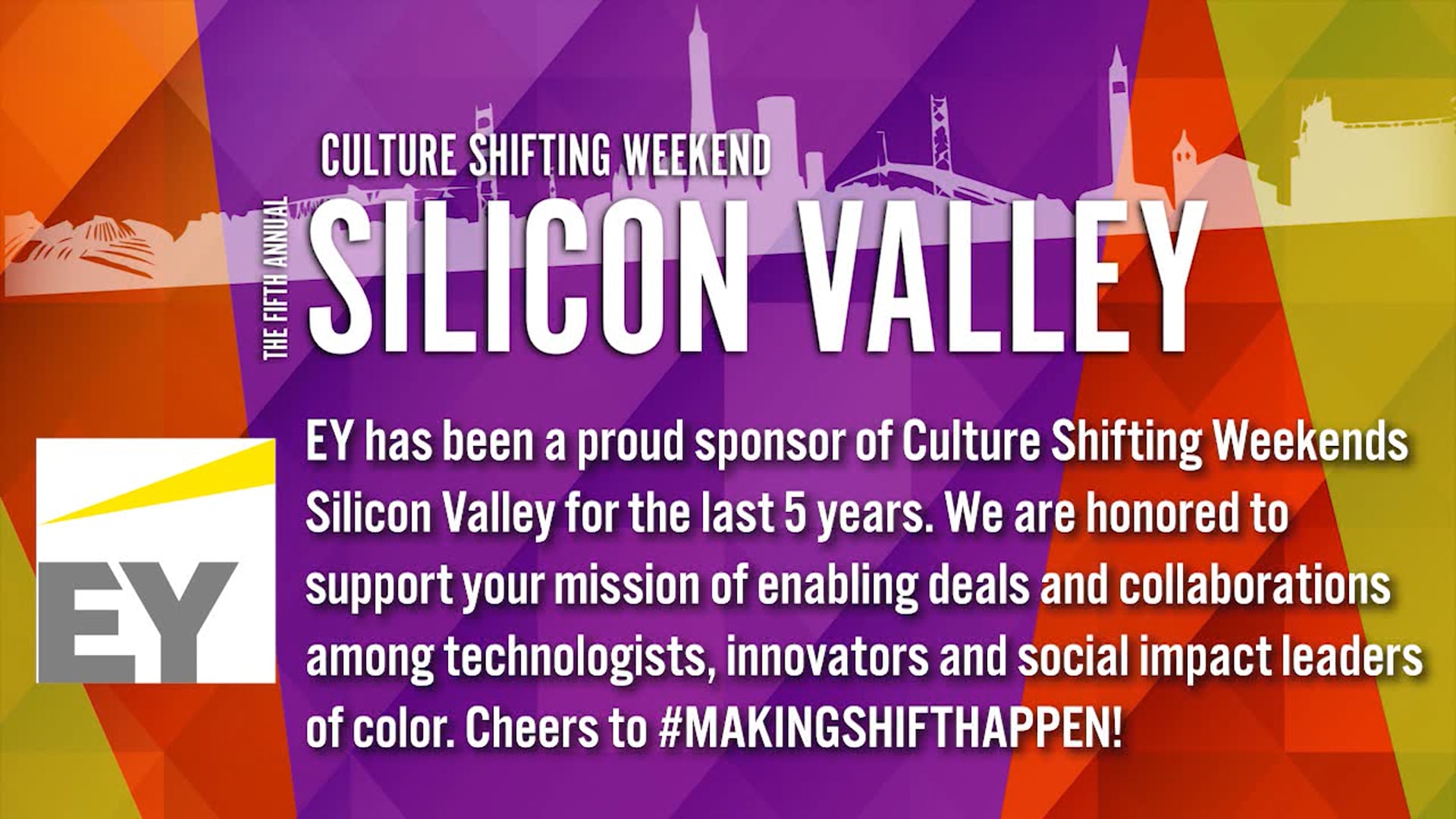 Culture Shifting Weekends: 5 Year Anniversary in Silicon Valley