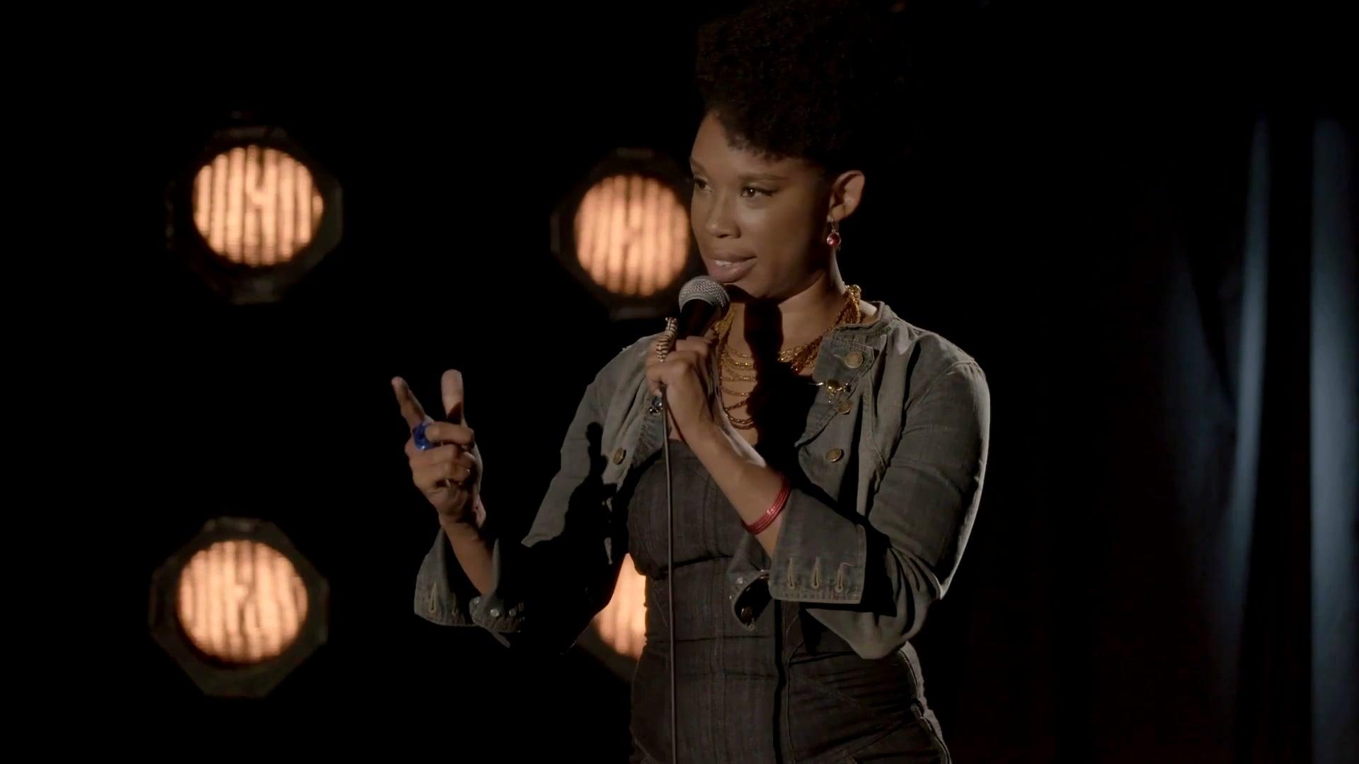 Joyelle Johnson Stand Up
