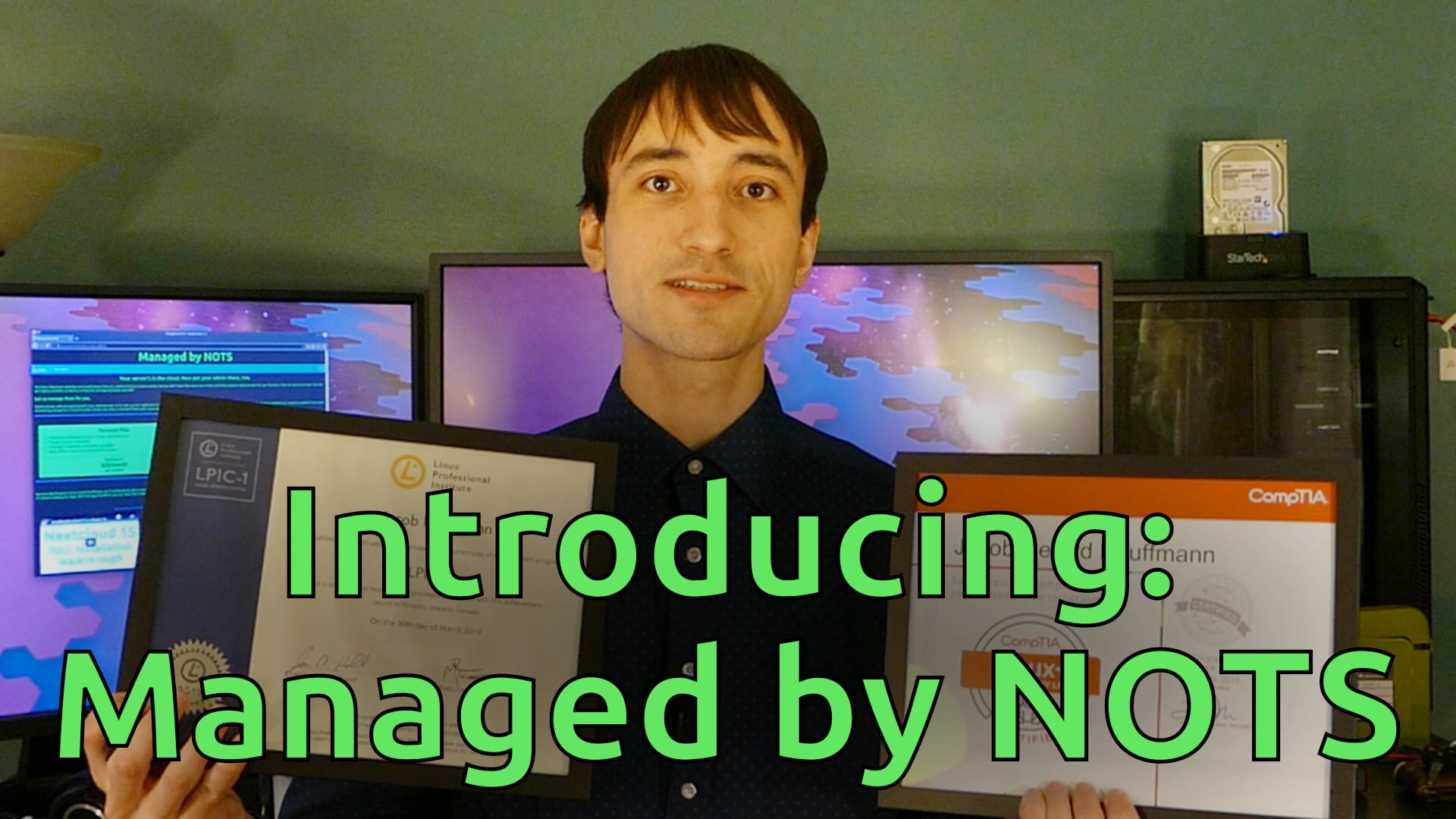 Introducing: Managed by NOTS
