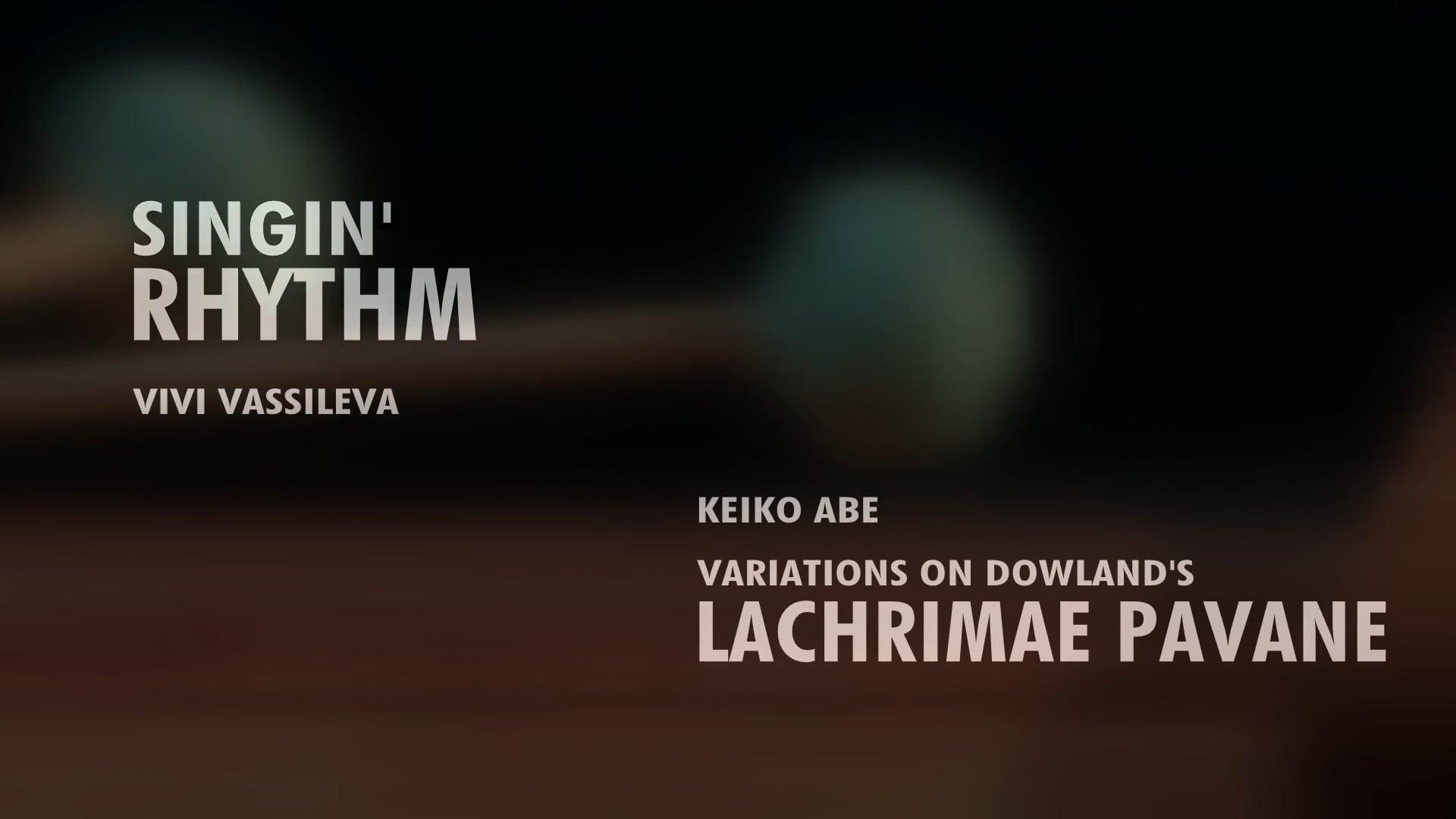 EPK Vivi Vassileva Lachrimae Pavane
