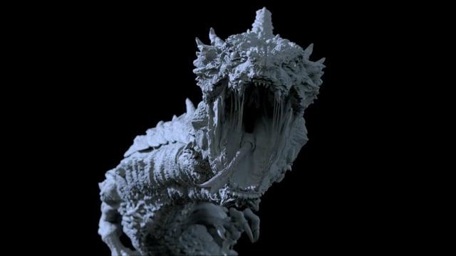 Dragon Spit   VFX Breakdown