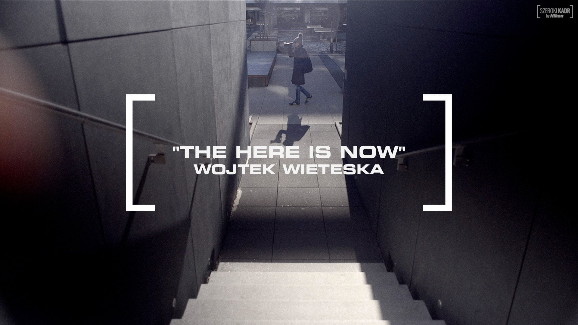 THE HERE IS NOW