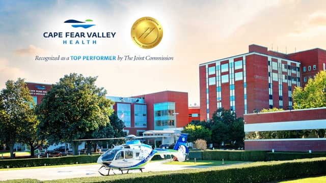 Cape Fear Valley Health, Top Performer