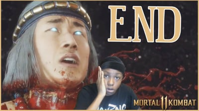 IS THIS REALLY HOW IT ENDS?! (MK11 Walkthrough FINALE)
