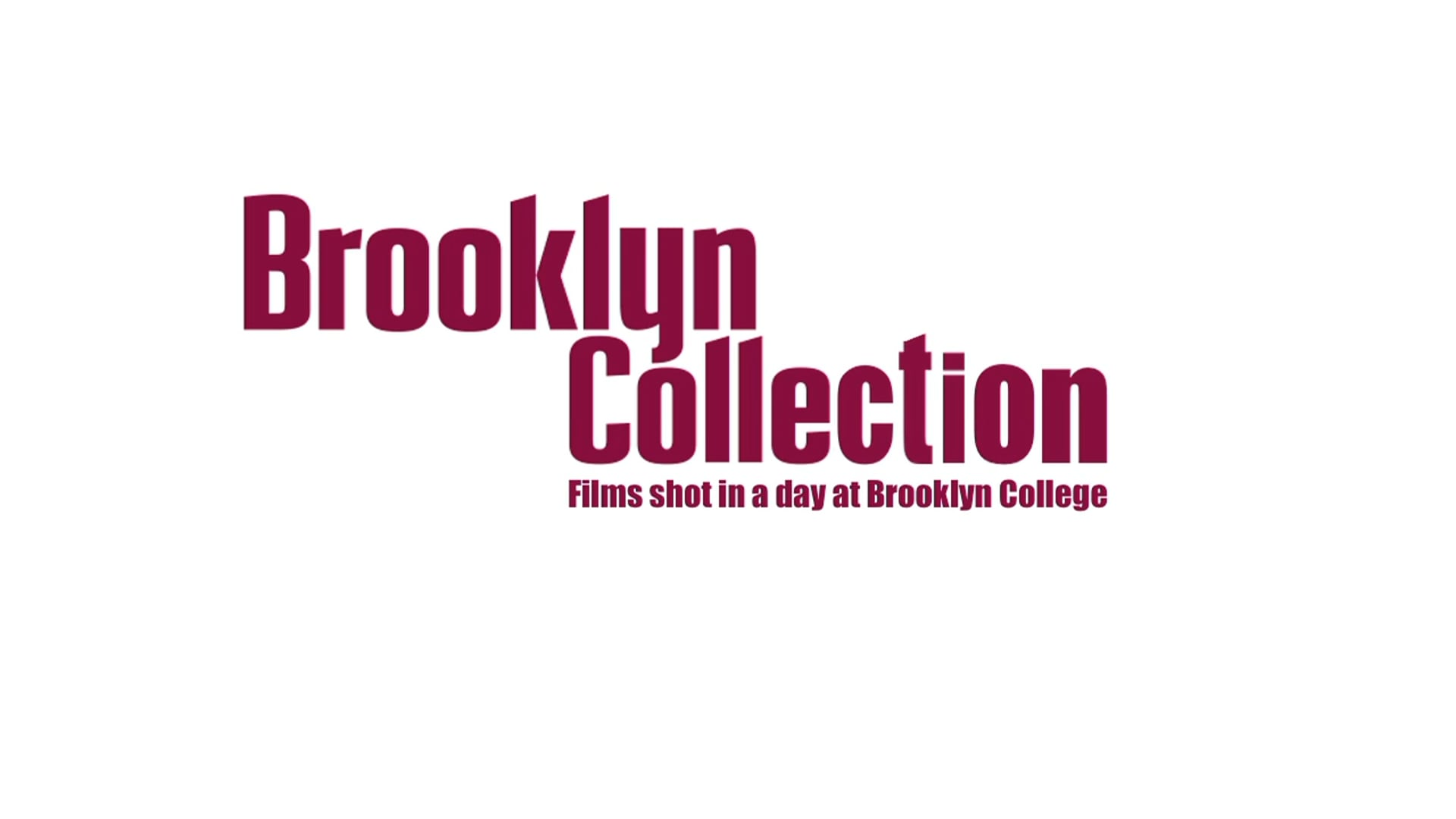 Brooklyn collection