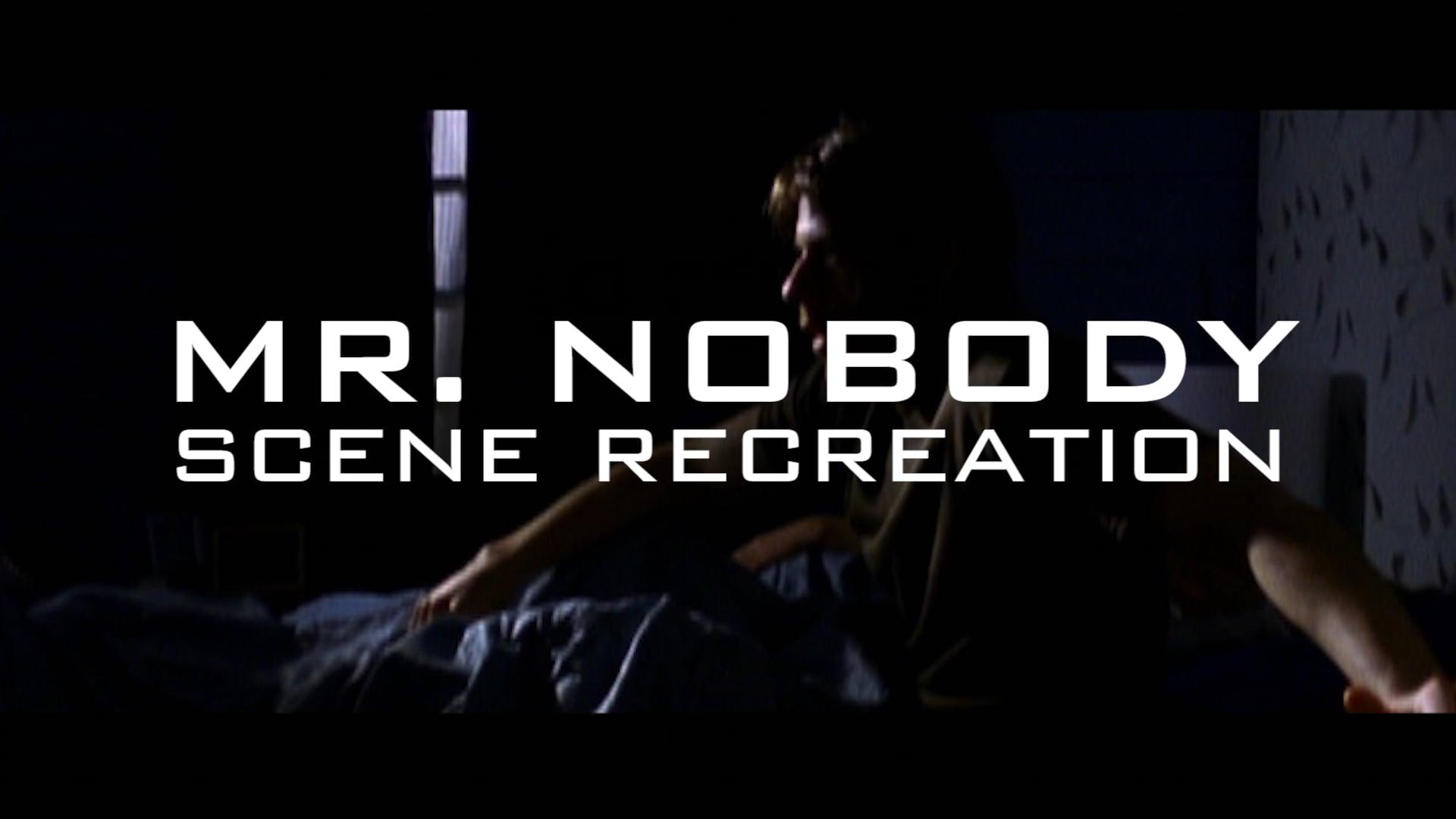 Mr. Nobody - Scene recreation