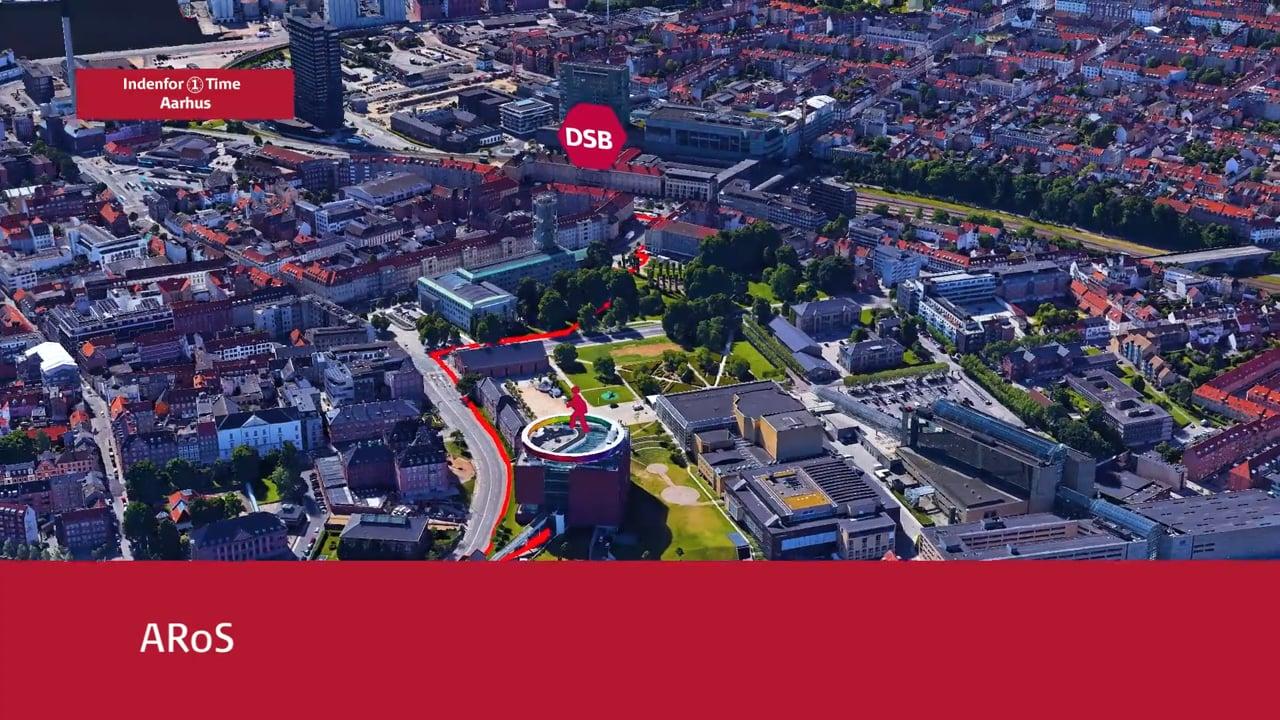 Indenfor 1 Time - Aarhus