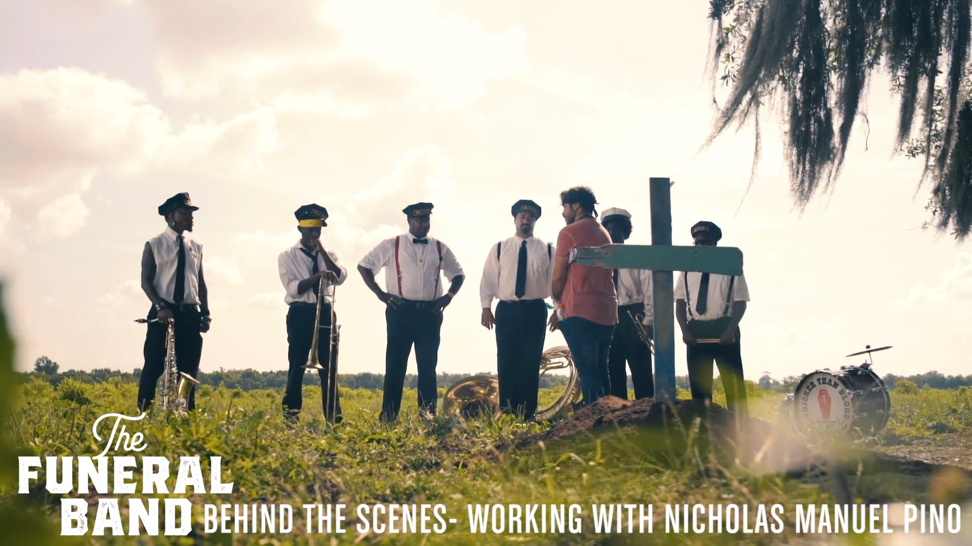 BTS - Working with Nicholas Manuel Pino