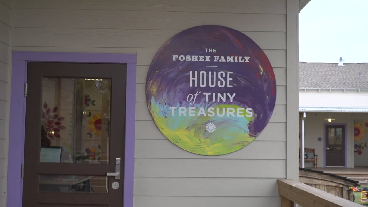 2019 HEB Excellence in Education Award: SEARCH's House of Tiny Treasures