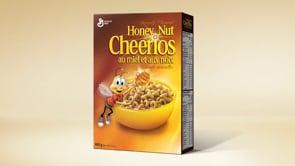 Honey Nut Cheerios Bring Back the Bees