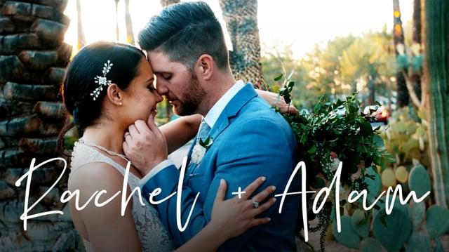 Rachel + Adam
