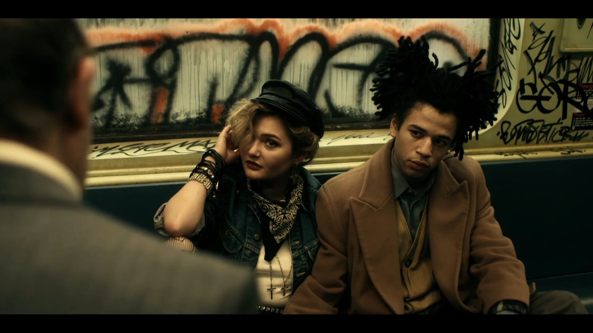 Madonna & Basquiat - select clips