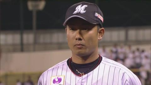 マリーンズ・高濱選手ヒーローインタビュー 2019/5/9 L-M