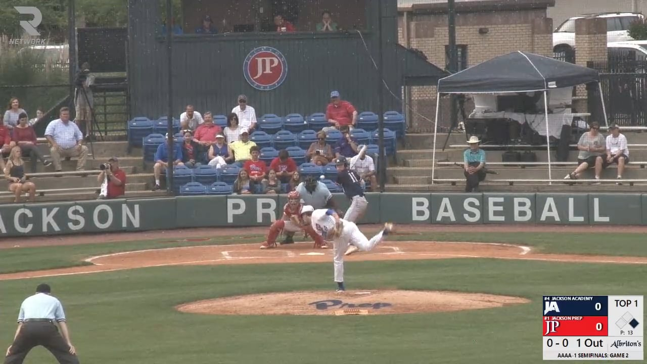 Varsity Baseball-2019-May-9-Prep (AAAA-1 Semis Game 2)