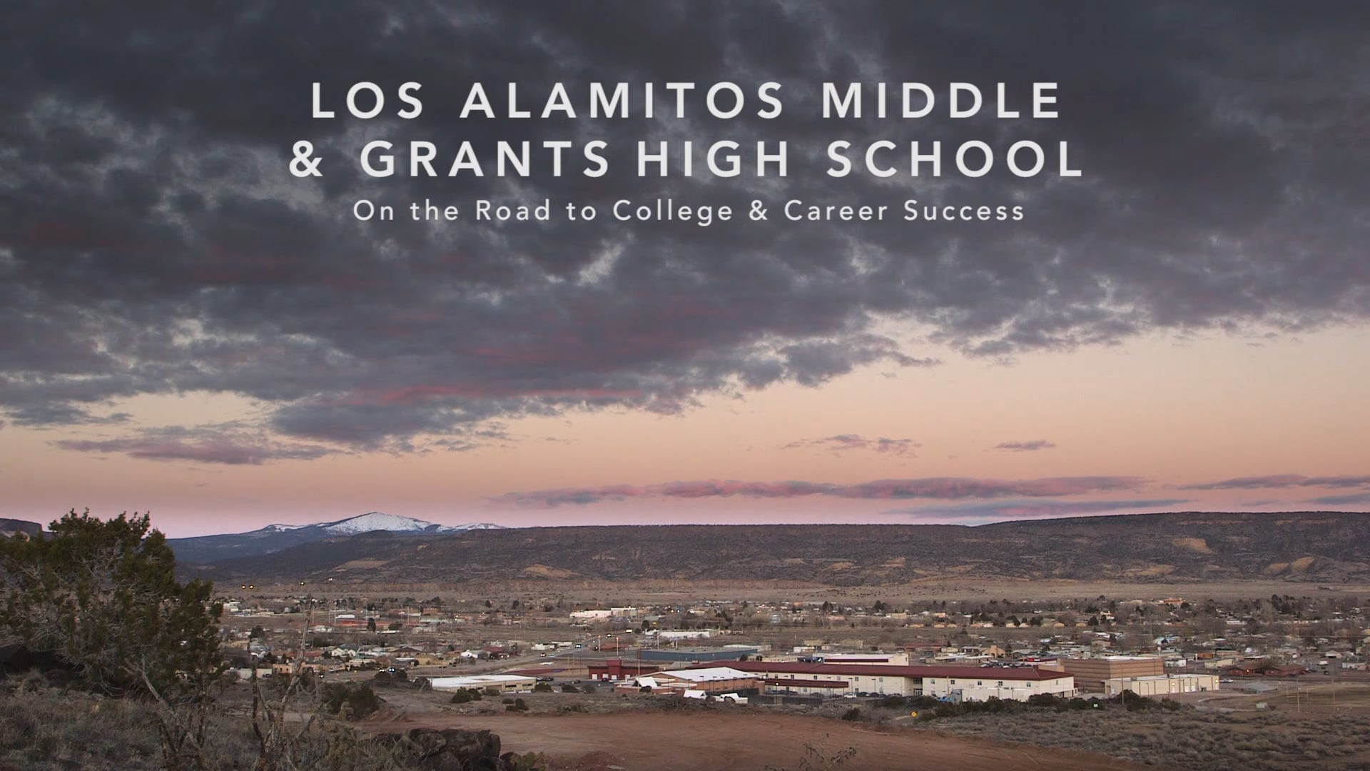 Los Alamitos Middle & Grants High School: On the Road to College & Career Success