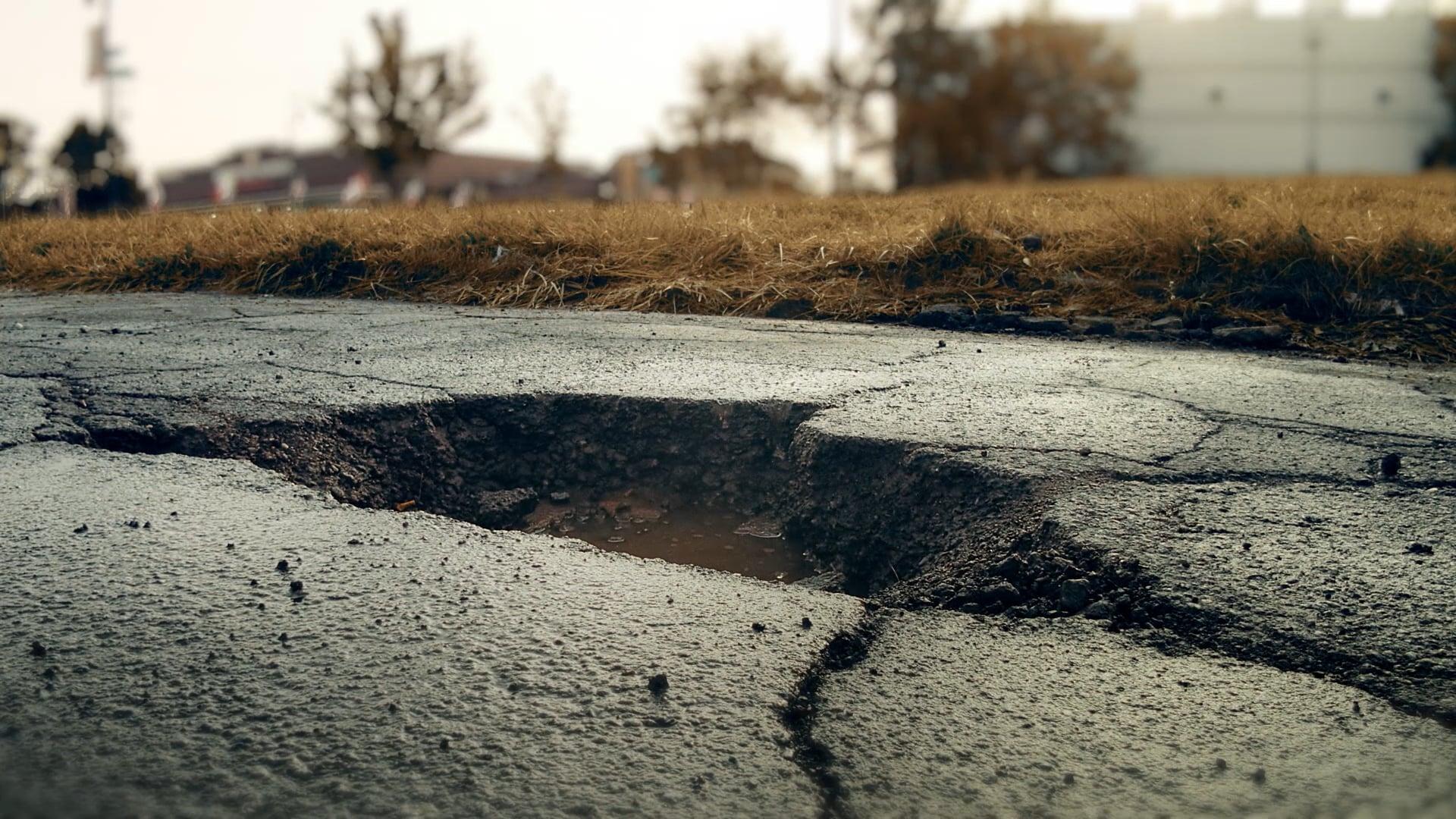 Belle Tire    Pothole   Marc USA