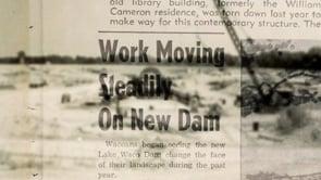 History of Lake Waco